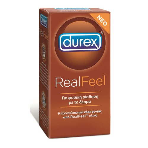 Durex Real Feel (Without Latex) 6pcs