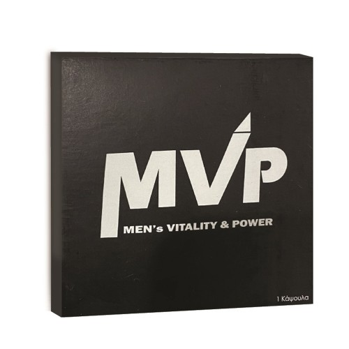 MVP Men's Vitality & Power - Stimulates Mens Sexuality
