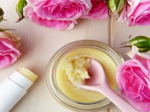 Homemade Natural Balm for Dry Skin