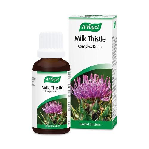 A.Vogel Milk Thistle Herbal Liver Protector - Detoxifier 50ml