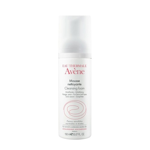 Avene Mousse Nettoyante Cleansing Foam 150ml