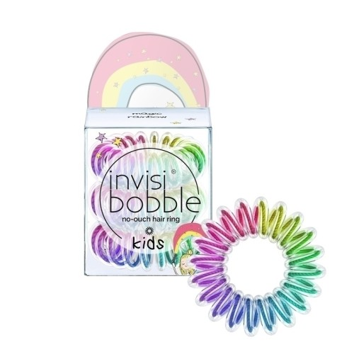 Invisibobble Kids Magic Rainbow Hair Rubber 3 pcs. Ideal for little girls