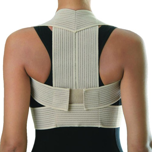 Anatomic Help 0322 Humpback Strap & Clavicle Support 1pc