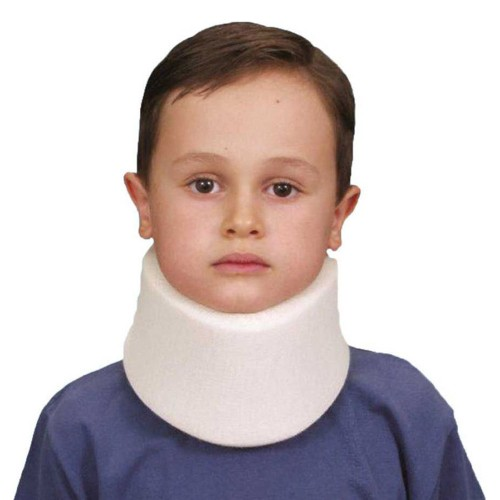 Anatomic Help 0412 Soft Pediatric Cervical Collar One Size 1pc
