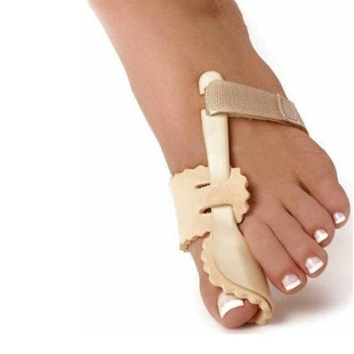 Anatomic Help 1603 Hallux Valqus Narthex for the Large Tow One Size Left Foot 1pc (Beige)