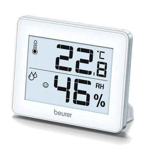 Beurer HM 16 Room Thermometer & Hygrometer, 1 piece