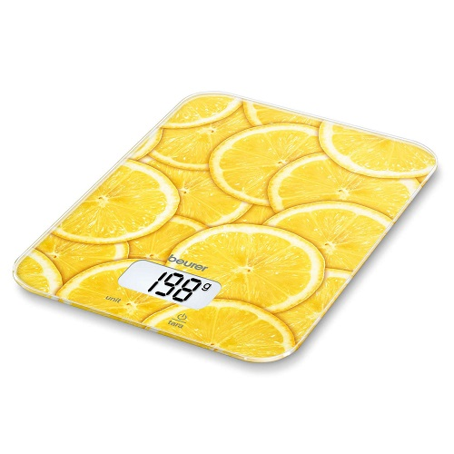 Beurer KS 19 Lemon Digital Kitchen Scale, 1 pcs