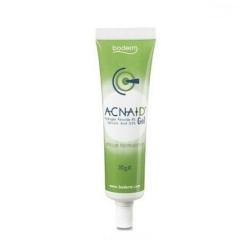 Boderm Acnaid Gel - Helps Reduce the Symptoms of Acne 30gr
