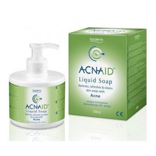 Boderm Acnaid Liquid Soap 300ml
