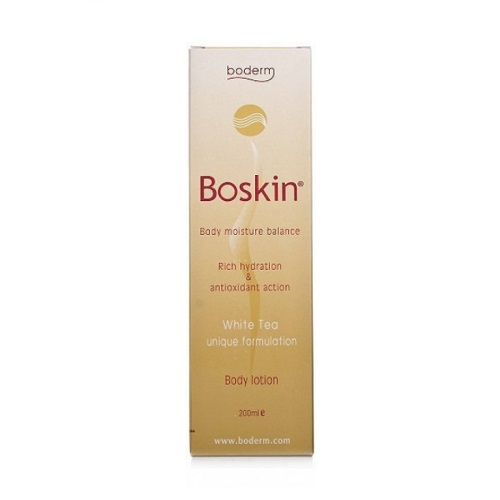 Boderm Boskin Body Lotion - Hydrates the Skin 200ml