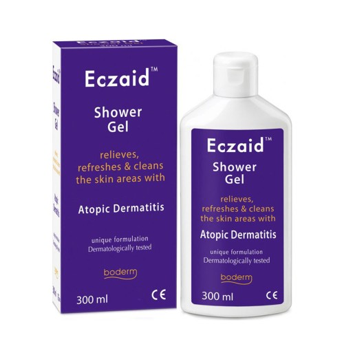 Boderm Eczaid Shower Gel 300ml