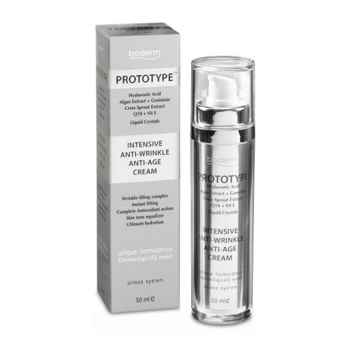 Boderm Prototype Intensive Anti-Wrinkle Anti-Age Cream 50ml