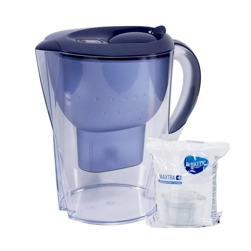 Brita Marella XL Bue 3.5L & Maxtra Water Filter 1pc