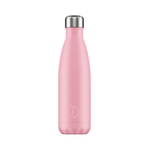 Chilly's Reusable Bottle Pastel Edition Pink 500ml