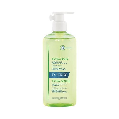 Ducray Extra Doux Dermo Protective Shampoo for Daily Use 400ml