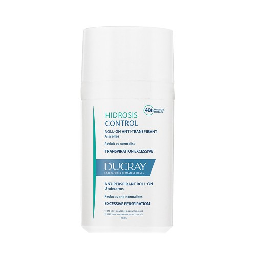 Ducray Hidrosis Control Roll-On Anti Transpirant 48H Roll-On 40ml