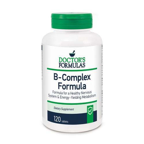 Doctor's Formulas B-Complex Formula 120tabs
