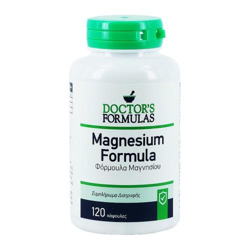 Doctor's Formulas Magnesium 120caps
