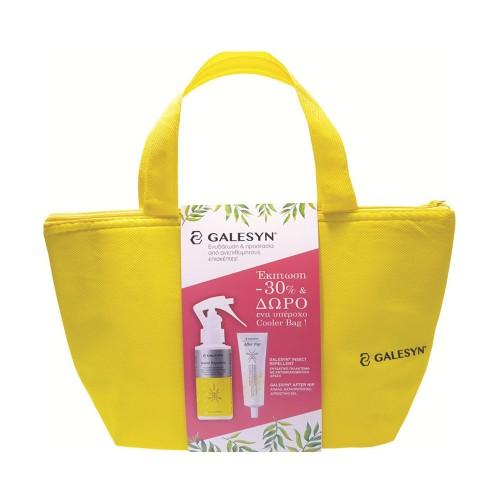Galesyn Set Insect Repellent 100ml + After Nip 30ml + Cooler Bag 1pcs