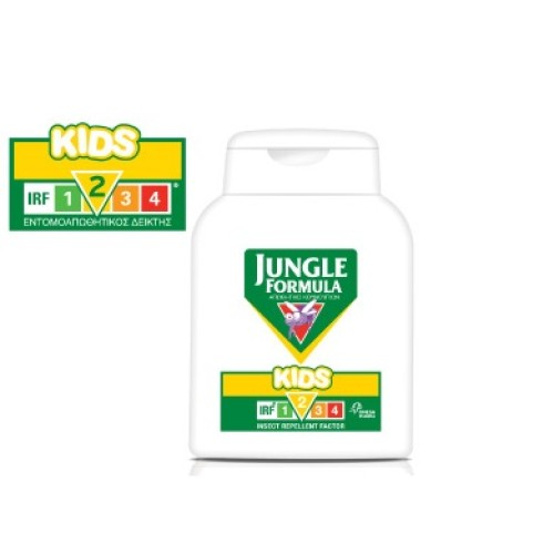 Omega Pharma Jungle Formula Kids with IRF 2 125ml