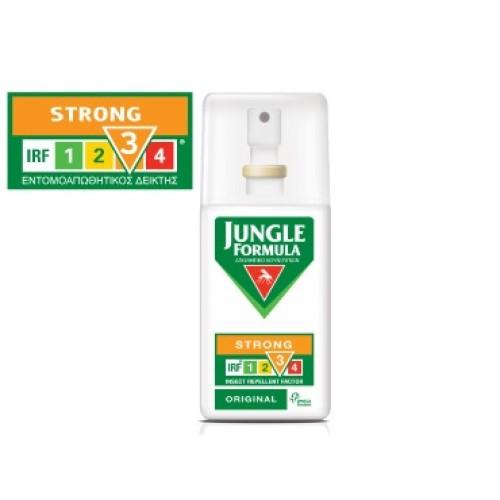 Omega Pharma Jungle Formula Strong Original with IRF 3 Spray 75ml