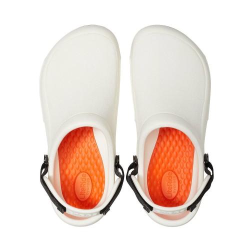 Crocs Bistro Pro LiteRide Clog - White
