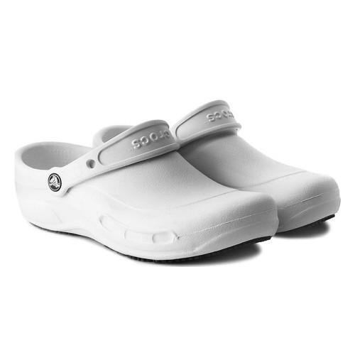 Crocs Bistro Clog Unisex 10075-100 White