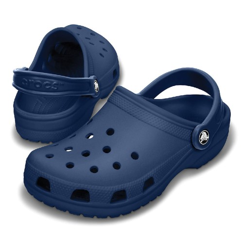 Crocs Clogs Unisex Classic 10001 Navy