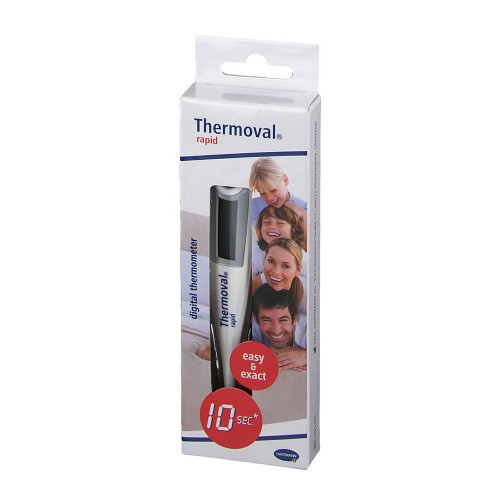 Hartmann Thermoval Rapid Digital Thermometer