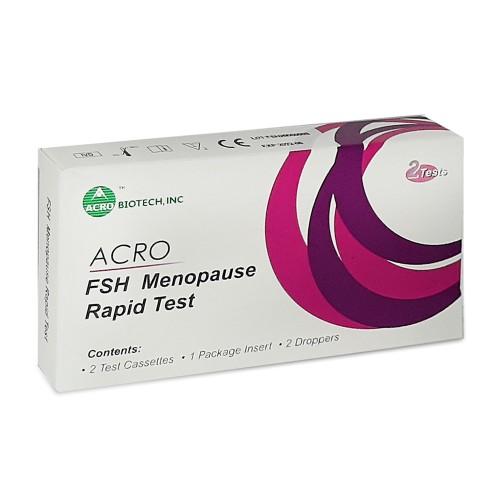 Bioplus FSH Menopause Rapid Test 2tests