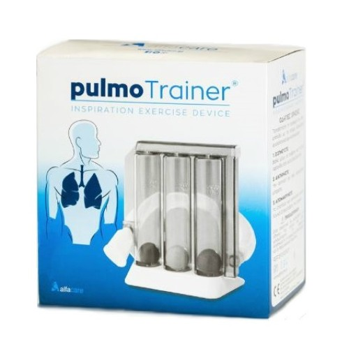 Alfacare - Pulmo Trainer Breathing Exercise Device