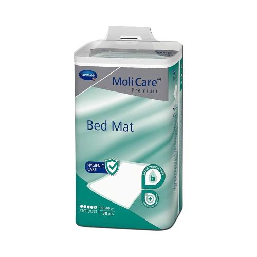 Hartmann Molicare Premium Bed Mat Hygienic Care 5 drops 60x90cm 30pcs