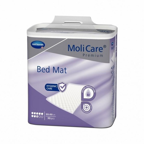 Hartmann MoliCare Premium Disposable Bed Mat 8 drops 60x90cm 30pcs