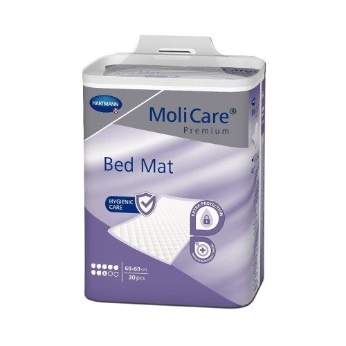 Hartmann MoliCare Premium Disposable Bed Mat 8 drops 60x60cm 30pcs