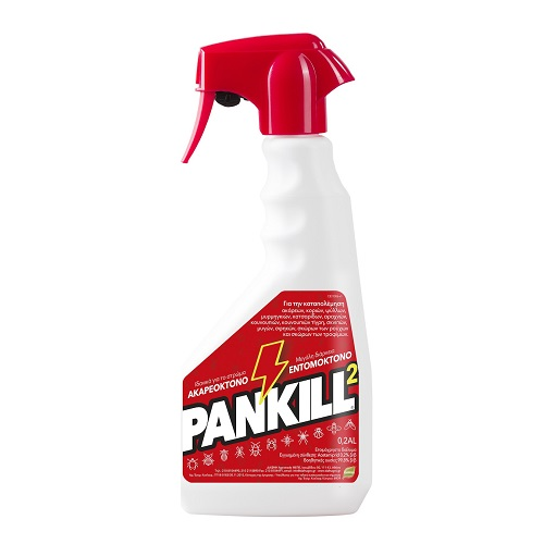 Pankill 0.2 CS RTU Ready-to-use insecticide, acaricide, 500ml