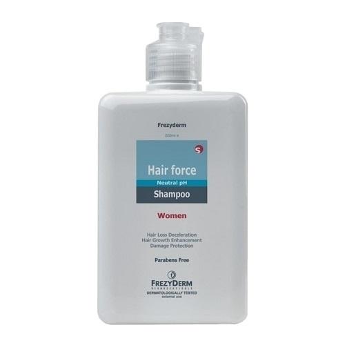 Frezyderm Hair Force Shampoo Women Hair Conditioner Shampoo, 200ml