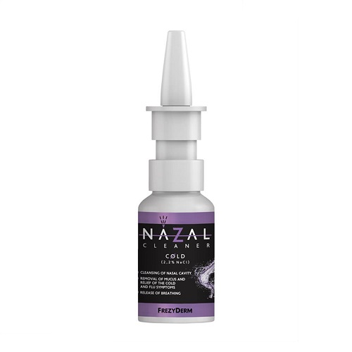 Frezyderm Nazal Cleaner Cold - Relieves Cold Symptoms 30ml