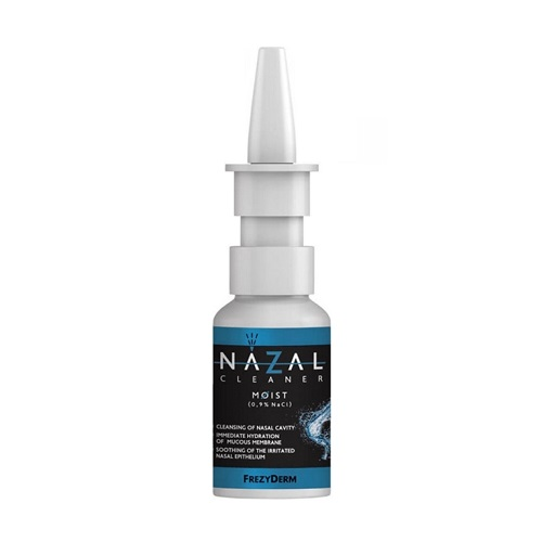 Frezyderm Nazal Cleaner Moist - Nasal Saline Solution 30ml