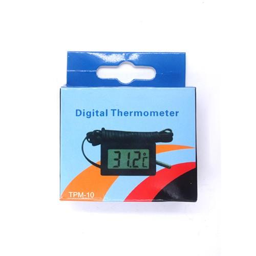 TPM-10 Mini Digital Fridge-Freezer Thermometer 1pc