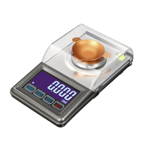 DS-26 High Precision Digital Scale (0,001-50g) 1pc