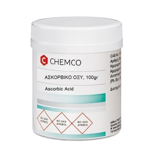Chemco Ascorbic Acid Ascorbic Acid, 100gr