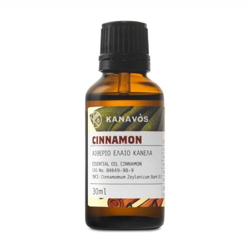 Kanavos Essential Oil Cinnamon 30ml