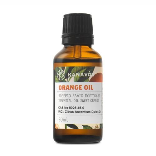 Kanavos Essential Oil Sweet Orange 30ml