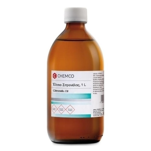Chemco Citronella Oil Citronella Oil, 1000ml