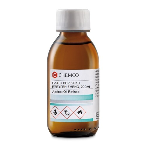 Chemco Apricot Refined Oil 200ml