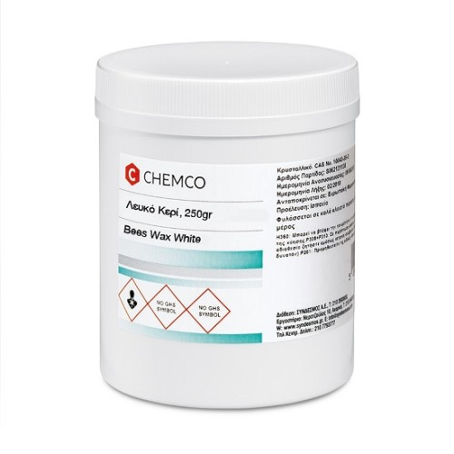 Chemco Bees Wax White Λευκό Κερί, 250gr