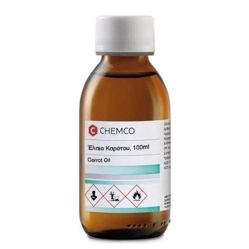 Chemco Carrot Oil Έλαιο Καρότου, 100ml