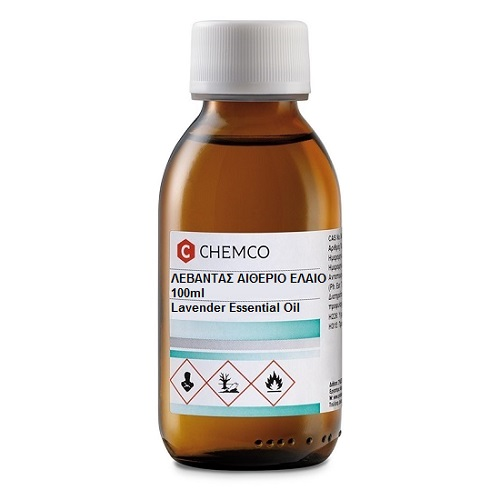 Chemco Lavender Essential Oil 100ml