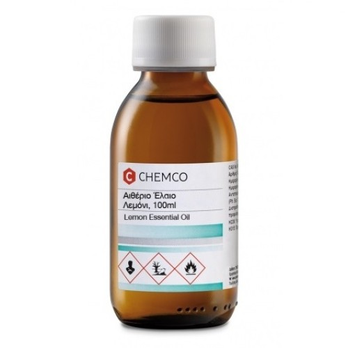 Chemco Lemon Essential Oil 100ml