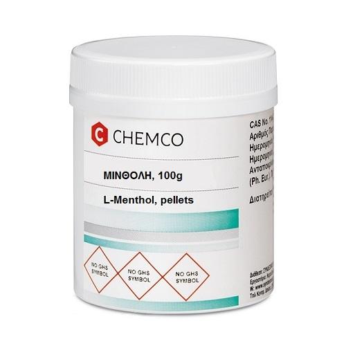 Chemco L-Menthol 100g